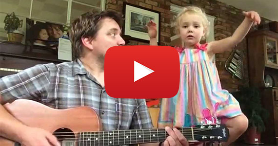 Daddy And Daughter Duet