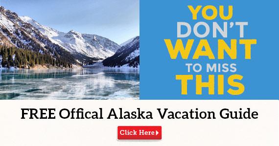 FREE Alaska Travel Vacation Planner