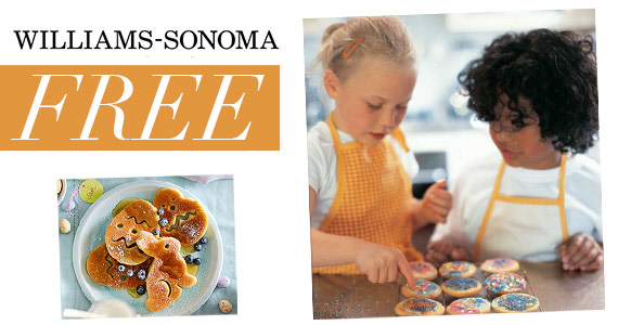 Free Junior Chef Classes At Williams-Sonoma