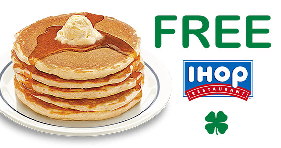 Free Short Stack From IHOP