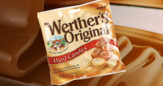Are You A Werther's Caramel Lover?