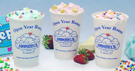 Free Cone & Birthday Treat From Handel's
