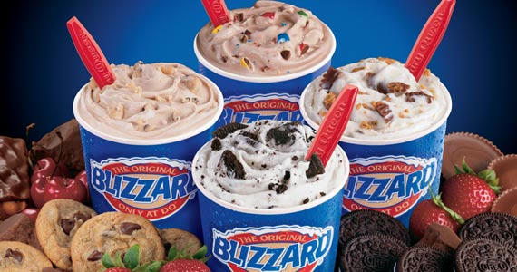 Join the Dairy Queen Fan Club for a Free Blizzard
