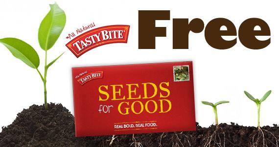 Free Pack Of Organic Vegetable Seeds