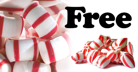 Free Puff Candy Sample Pack