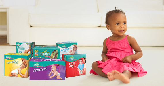 Join Pampers Rewards for Freebies, Contests and More
