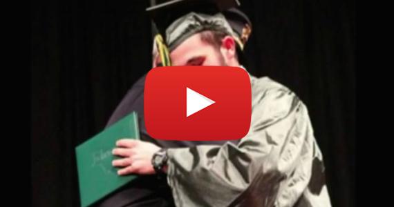 A Beautiful Graduation Ceremony