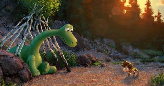 Brand New Pixar Movie Trailer – The Good Dinosaur