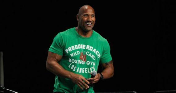 Dwayne Johnson Aka The Rock Is Amazing