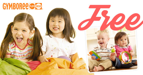 Free Play And Learn Classes At Gymboree
