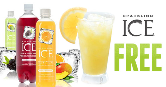 Free Sparkling Ice Drink