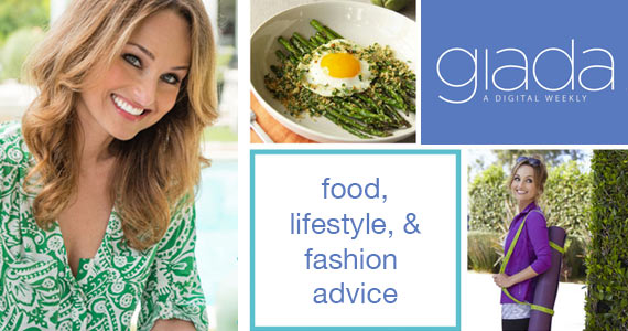 Sign Up For Giada Weekly For Food, Lifestyle & Fashion Advice