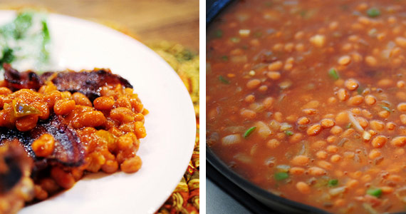 The Best Baked Beans Ever