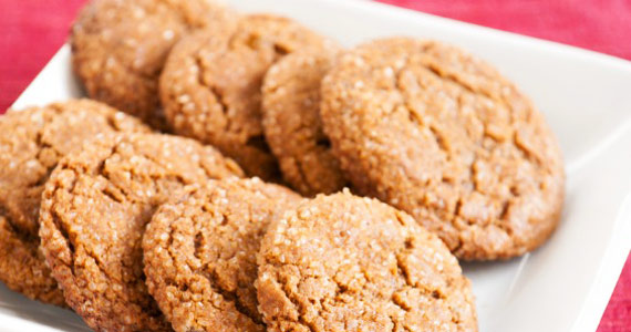 The Best Ginger Snaps: Crisp Or Soft & Chewy