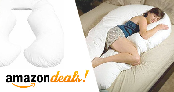 Get A Comfort U Body Pillow For Less
