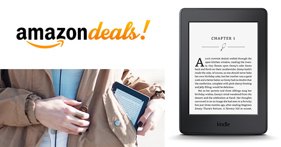 Start Reading with a Kindle Paperwhite