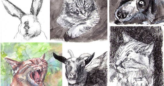 Get A Free Painting Of Your Pet
