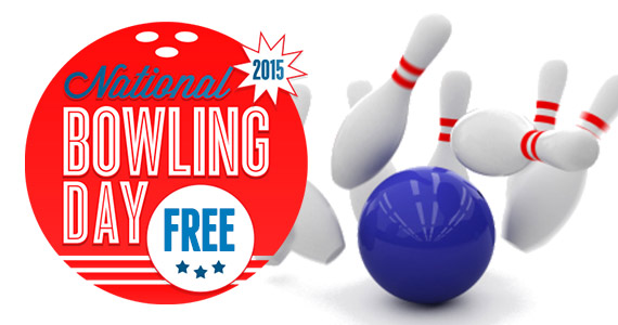 Free Game Of Bowling On August 8th