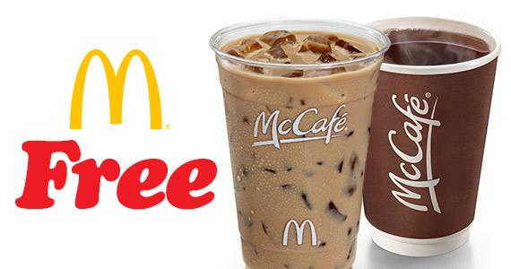 Free McDonald's Coffee For Teachers