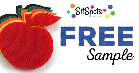 Free SitSpot Sample For Teachers