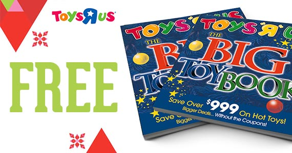 Request The Toys R Us 2015 Holiday Catalog