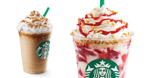 The Secret Frappuccinos Starbucks Recipes