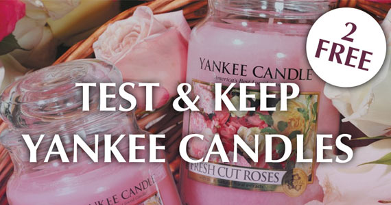 2 Free Yankee Candles