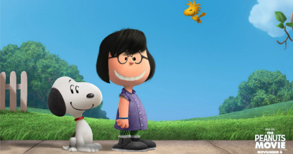 Get Peanutized for the Upcoming Snoopy Movie!