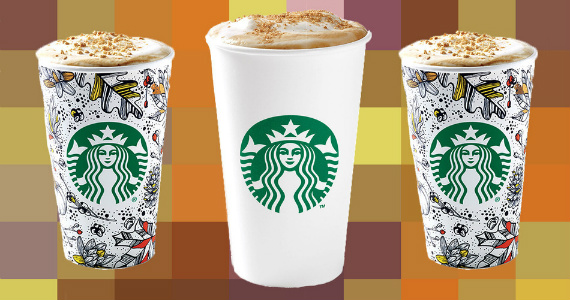 Starting Now – New Toasted Graham Latte At Starbucks