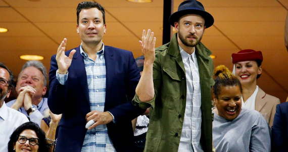 Jimmy Fallon & Justin Timberlake Put On A Surprise Show
