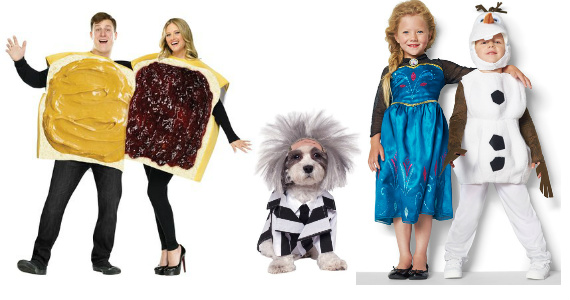 The Best Halloween Costume Ideas & Sales Online