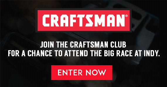 Win a Trip to Race Weekend with Craftsman