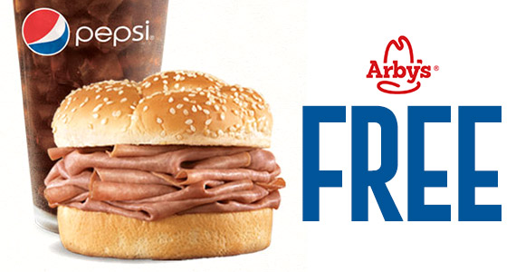 Free Roast Beef Classic From Arby's