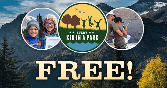 Free Year-Long National Park Pass For All 4th Graders