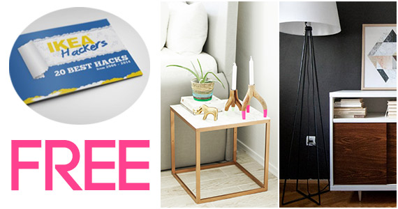 Get A Free Ikea Hackers Ebook
