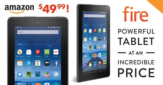 Hurry – get an AMAZING Deal On A Kindle Fire