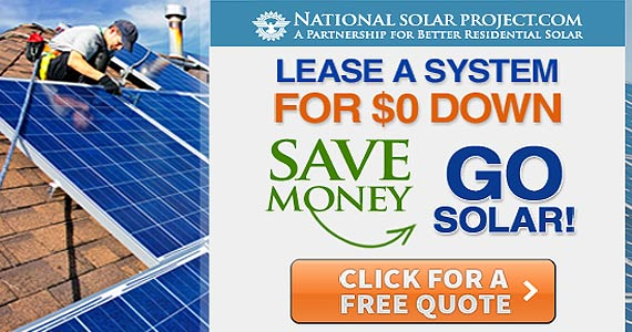 Go Solar and Save on Your Electric Bill