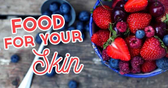 5 Best Foods For Your Skin