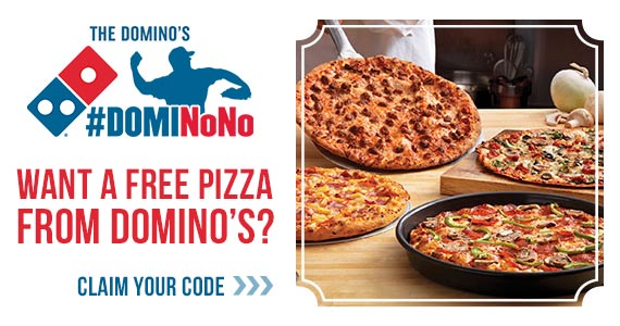 27,000 Free Pizza's From Dominos – Get Yours