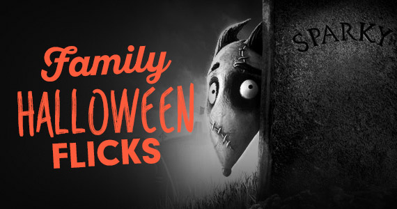 Family-Friendly Halloween Flicks