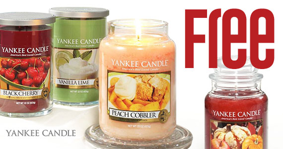 Get Rewarded When You Join The Yankee Candle Club