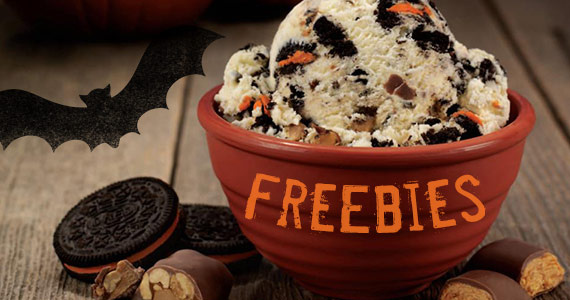 Free And Cheap Eats On Halloween