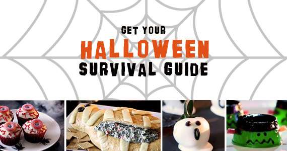 Survive Halloween With Kraft Recipes