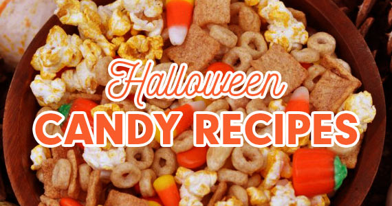 Recipes To Make With Your Extra Halloween Candy