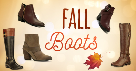 Trendy Fall Boots Under $100