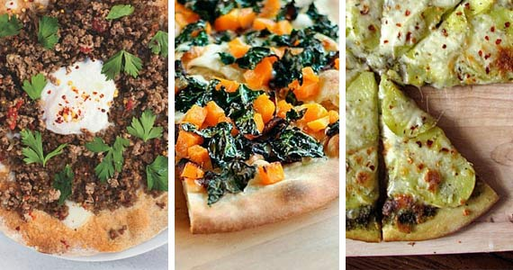 10 Unusual But Delicious Pizza Toppings