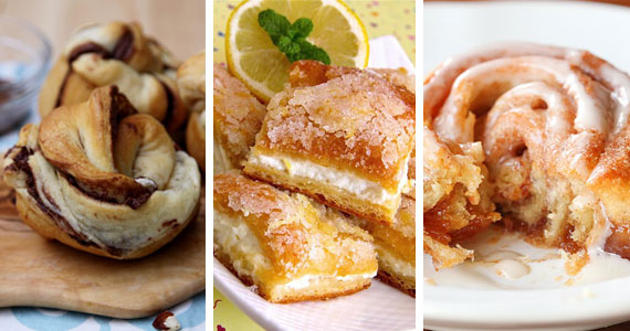 15 Recipes You Can Make With 1 Tube of Crescent Dough