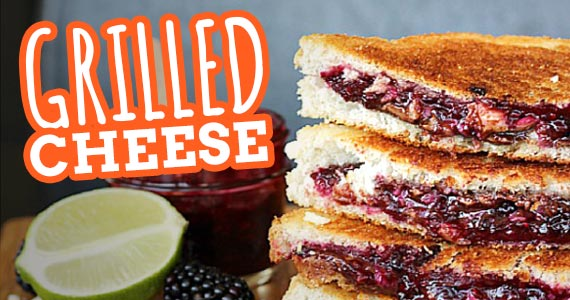 16 Irresistible Grilled Cheese Sandwiches You Should Make