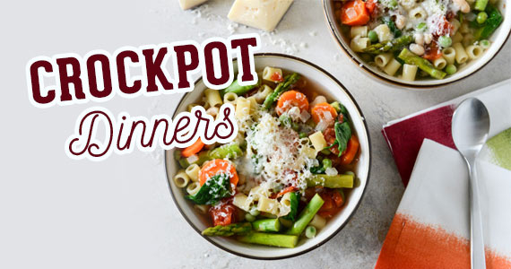 20 Crock Pot Dump Dinners You Need To Make