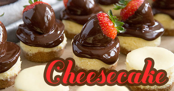Did Somebody Say Cheesecake? 10 Delicious Treats You Won't Want To Share